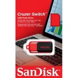 فلش مموری سن دیسک مدل Cruzer Switch CZ52 ظرفیت 16 گیگابایت