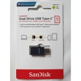 فلش مموری OTG سن دیسک مدل Dual Drive ظرفیت 16 گیگابایت